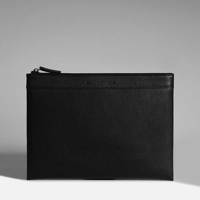 [EXCLAMATION MARK] No.B#E104AUDACE CLUTCH [BLACK]