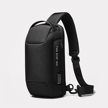 BANGE USB SLING BAG (5color) B#B001