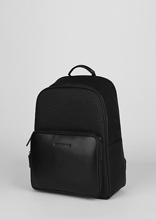 GRIZ BACK PACK [BLACK] B#E203
