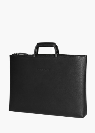 [EXCLAMATION MARK] No.B#E101ESCA BRIEF CASE [BLACK]
